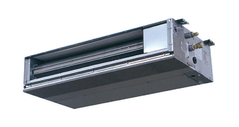 Compact Ceiling Mounted Duct